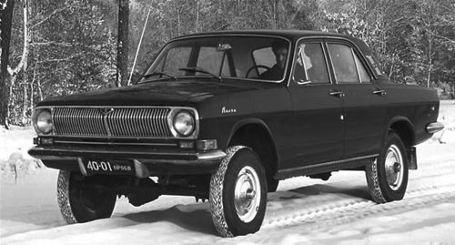 ГАЗ-24-95 «Волга»