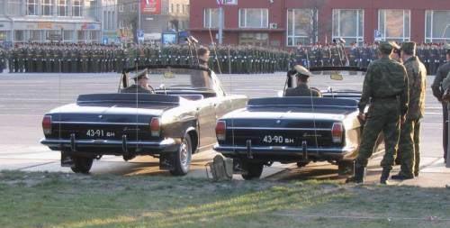 ГАЗ-24 фаэтон
