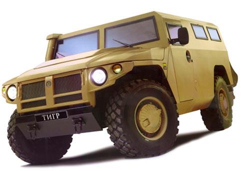 ГАЗ 2330 Тигр Внедорожник Тигр ГАЗ 2330 это просто супер автомобиль, который способен.