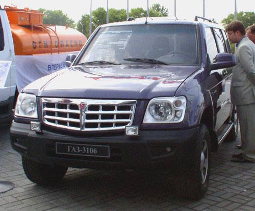 ГАЗ-31061 образца 2005 года