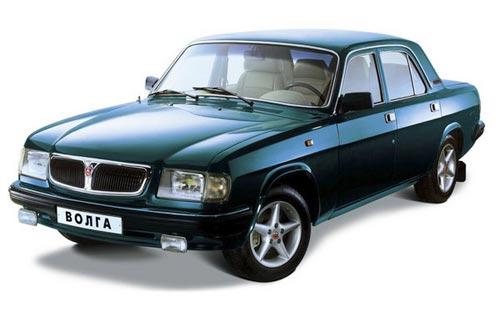 Новые зеркала для старенького ГАЗ 3110