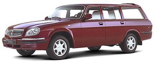 ГАЗ-311052 - универсал