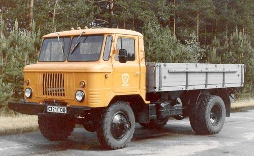 ГАЗ-66-21