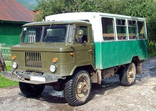 ГАЗ-66-96